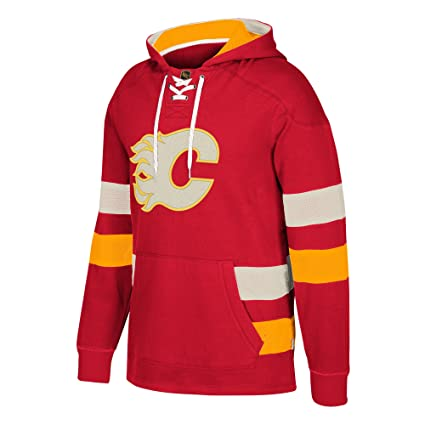 5cf0d49fc Amazon.com   adidas NHL Mens CCM Pullover Jersey Hood   Sports ...