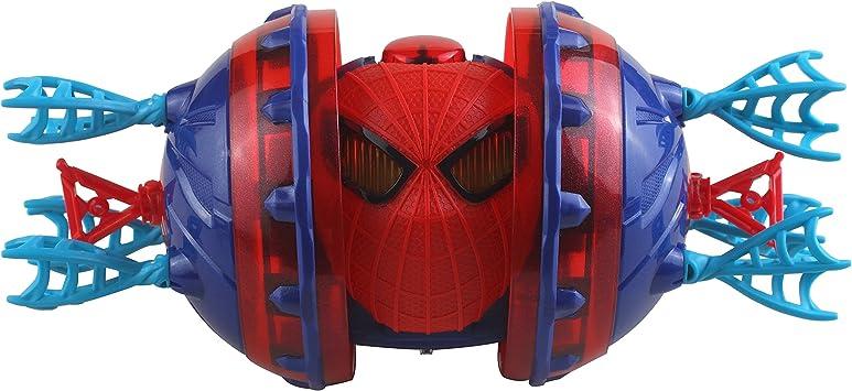 Silverlit - Nave Espacial de Juguete Spiderman (85464): Amazon.es ...
