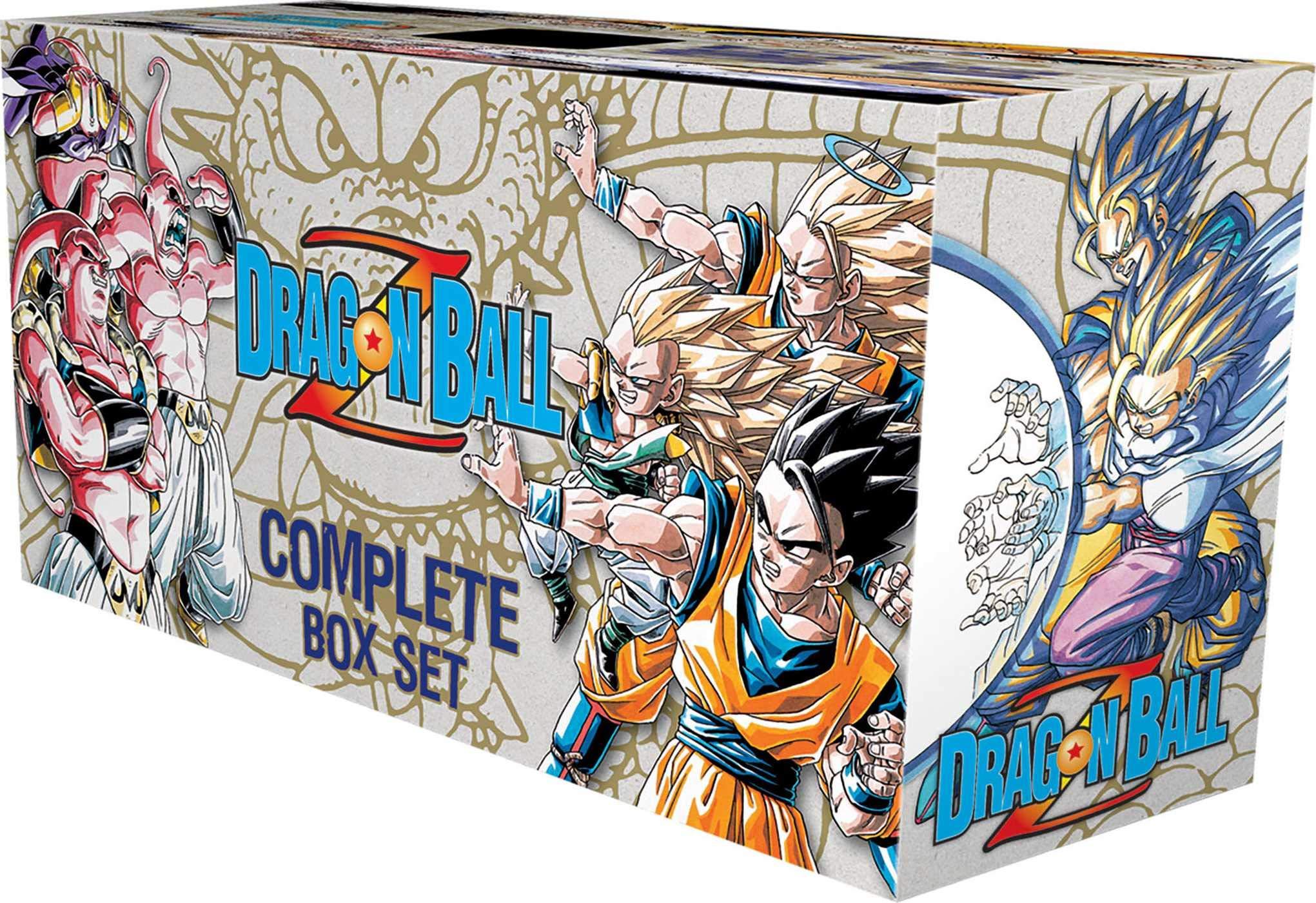 Dragon Ball Z Complete Box Set: Vols.