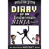 Diary of a Minecraft Enderman Ninja - Book 1: Unofficial Minecraft Books for Kids, Teens, & Nerds - Adventure Fan Fiction Dia