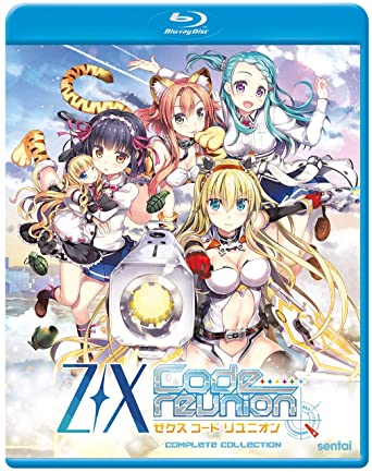 Poster. Z/X Code Reunion: Complete Collection