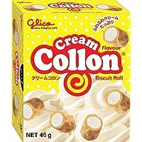 Glico Collon Cream Biscuit, 46g