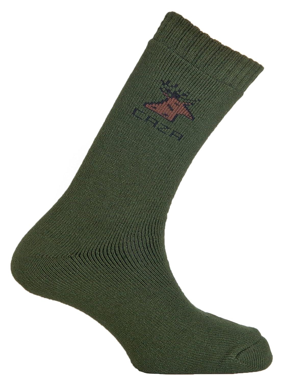 Calcetín CAZA RIZO con talón y puntera reforzados Mund Socks