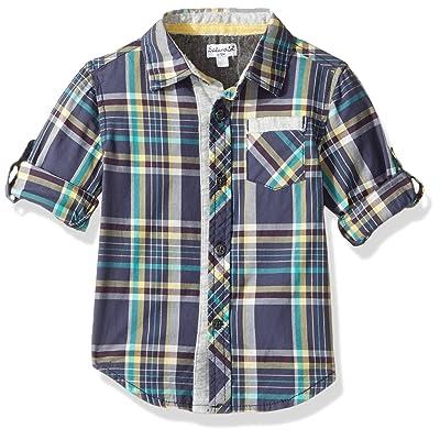 Carter's Baby Boys' Woven Buttonfront 225g880