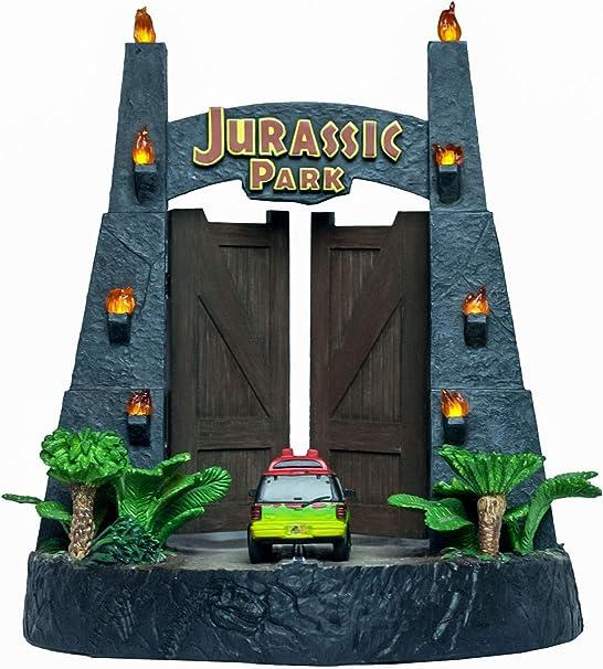 Amazon.com: Escultura de entorno de las puertas del parque ...