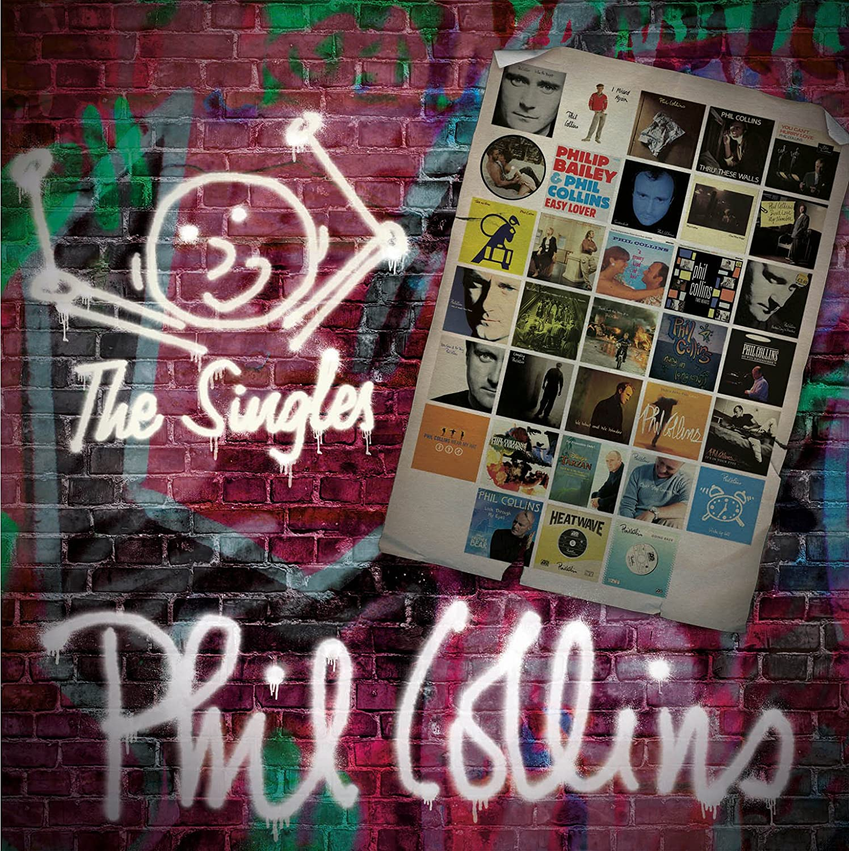 collins singles Follow the official phil collins spotify playlist #takealookatmenow phil collins shop.