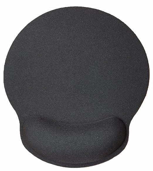 166 opinioni per Silent Monsters Tappetino ergonomico per mouse comfort con poggiapolso in gel,