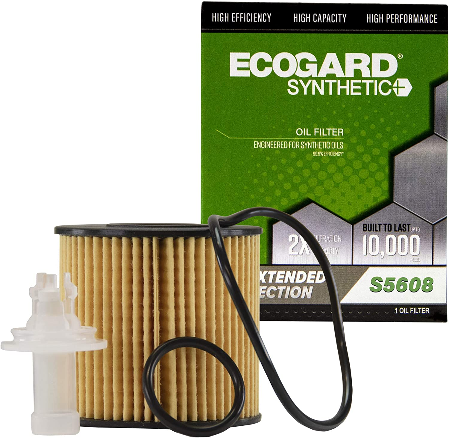 Oil Filter ECOGARD S4006 Synthetic