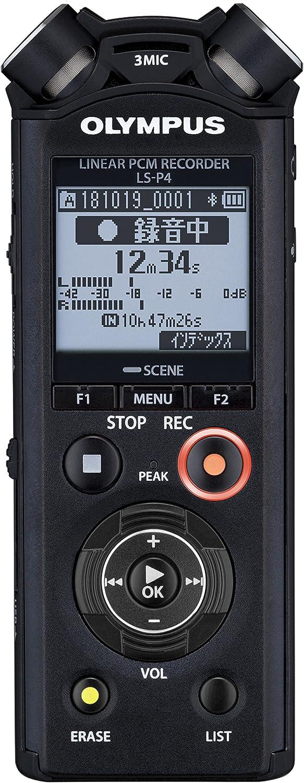 オリンパス リニアPCMレコーダー LS-P4