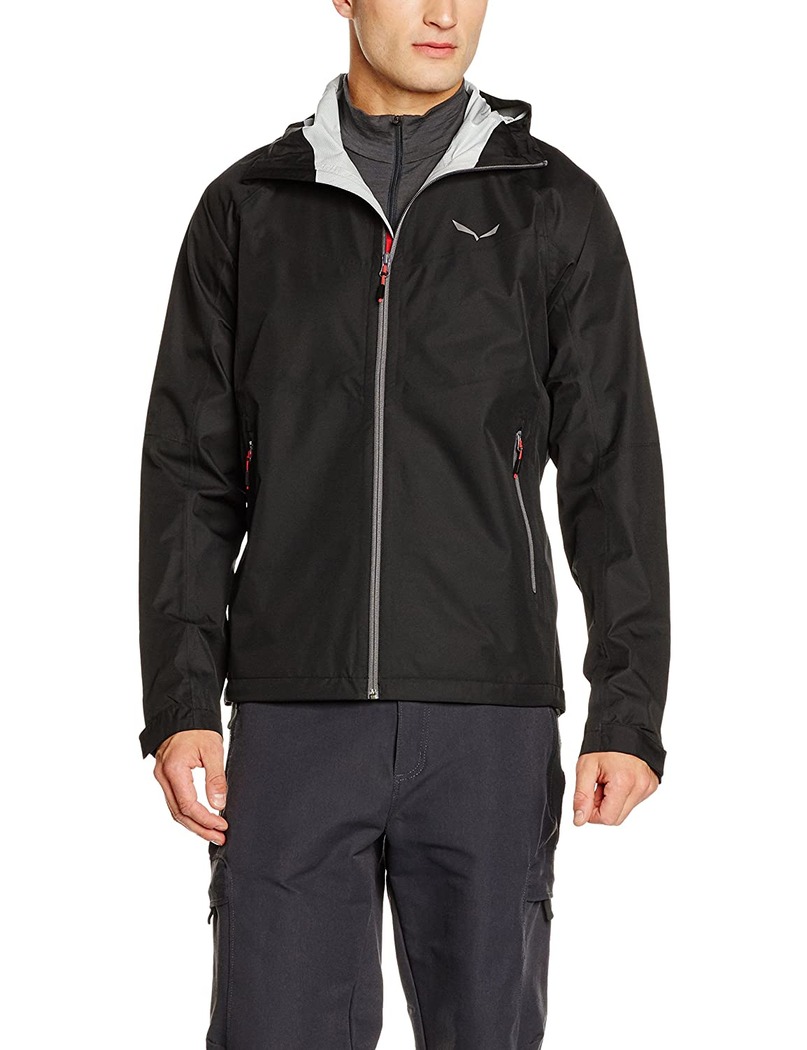 noir Out 0730 FR   2XL  Salewa PUEZ (Aqua 3) PTX M JKT Homme