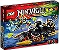 レゴ (LEGO) ニンジャゴー ダブルブラスターバイク 70733
