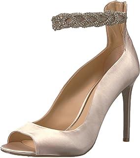 8705cea2fc11 Amazon.com  Jewel Badgley Mischka Women s Henderson Dress Sandal  Shoes