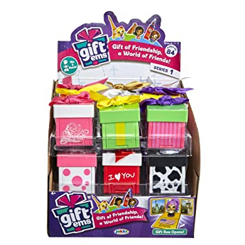 Amazon.com: Gift 'Ems Blind Pack Bundle (Series#1): Includes 18 ...