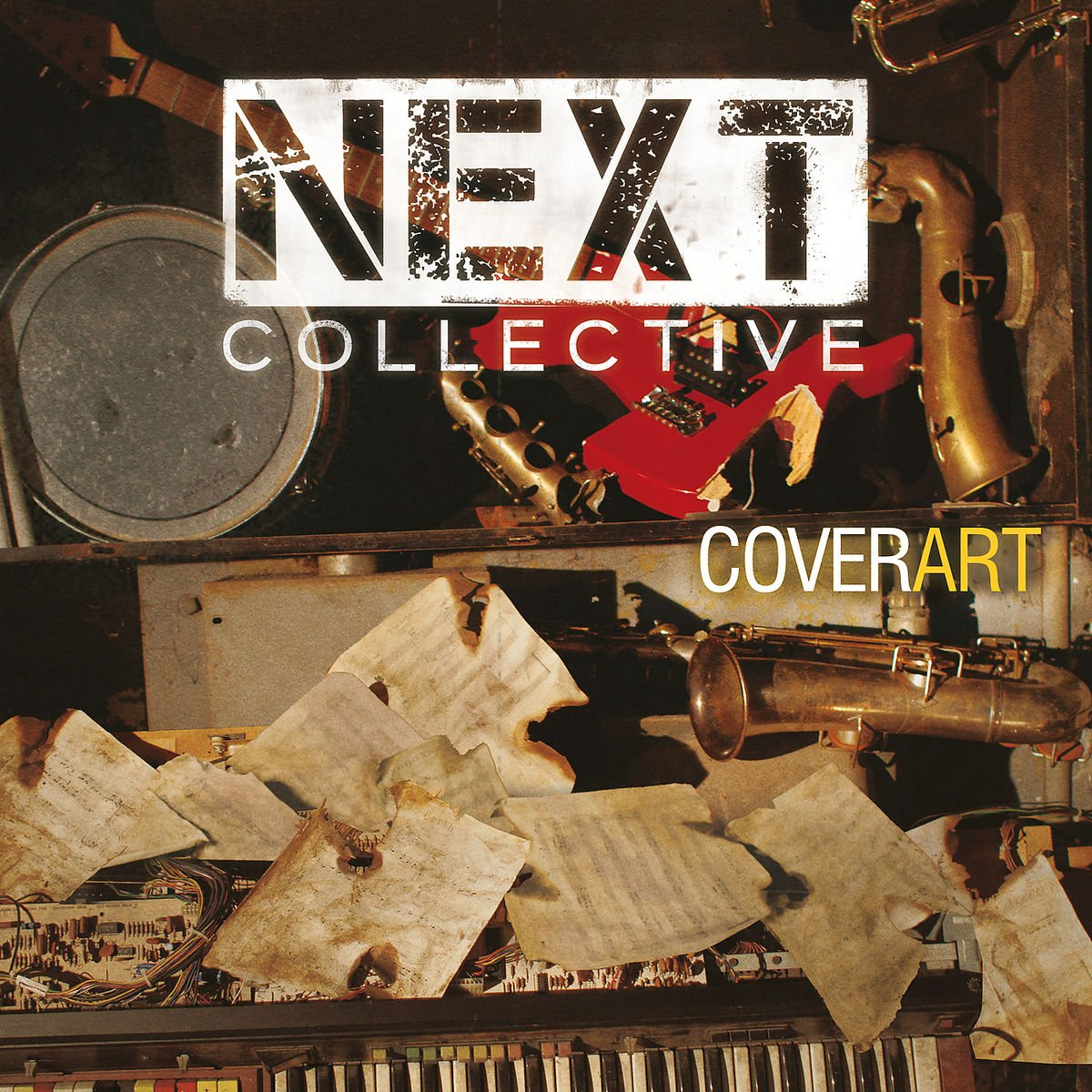 The Next Collective - Cover Art (CD)