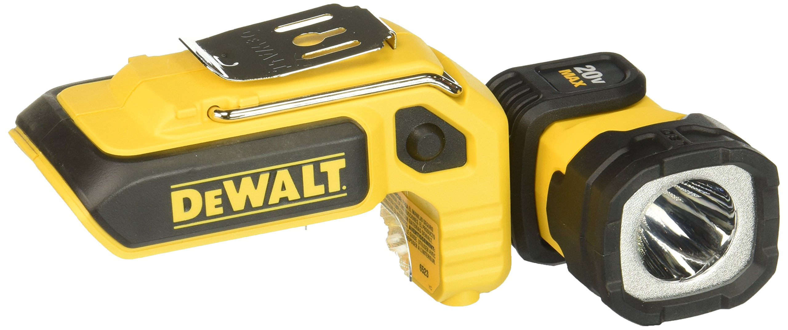 DEWALT DCL044 20V Max LED Hand Held Work Light,
