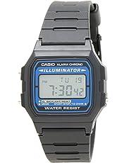 Casio Black Digital  Classic  F105W-1Auz Watch