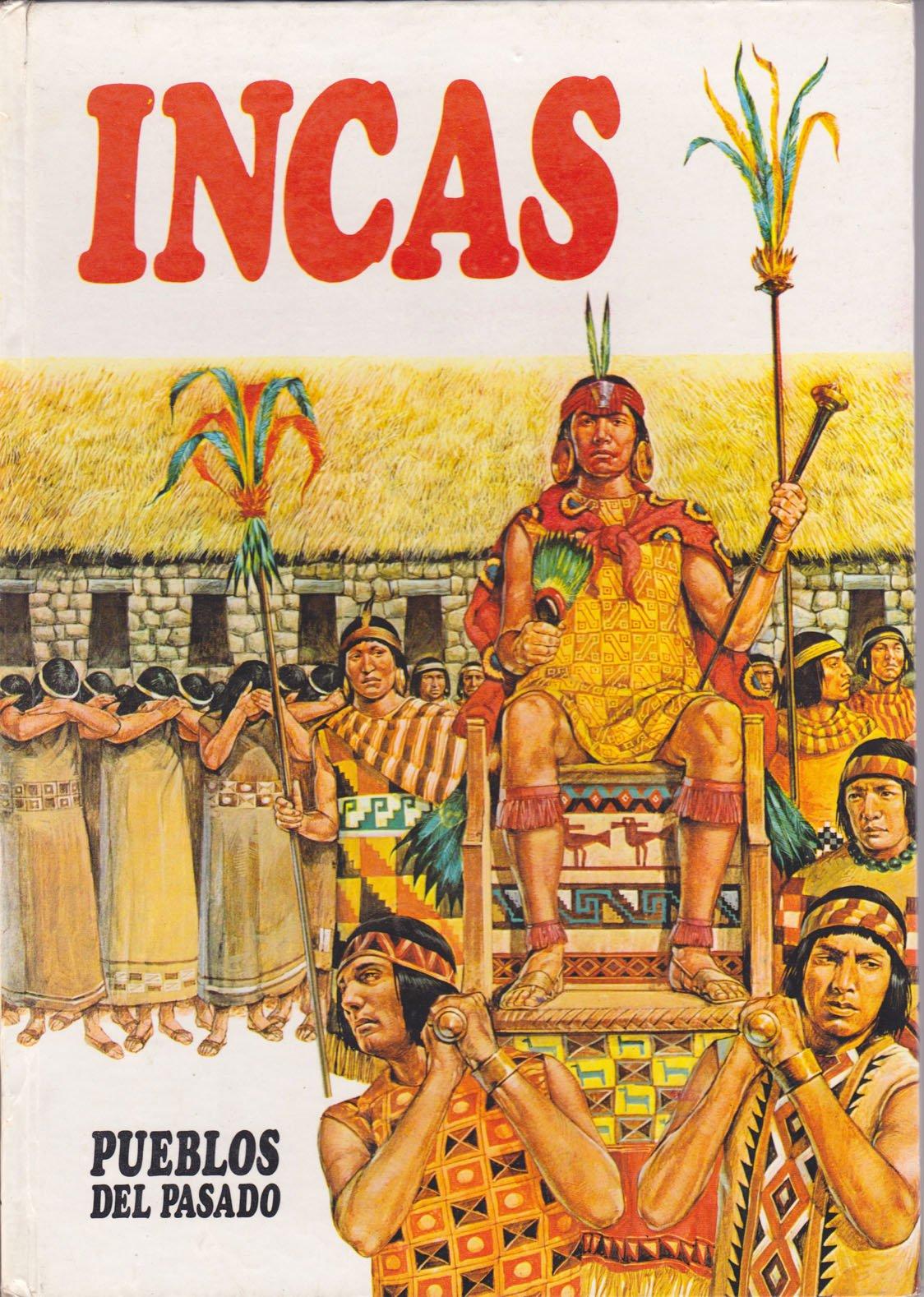 Incas/the Incas (Spanish Edition)