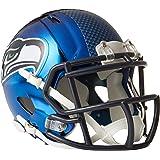 c98dbbf8800a5 Amazon.com   Riddell Seattle Seahawks Speed Mini Helmet   Sports ...