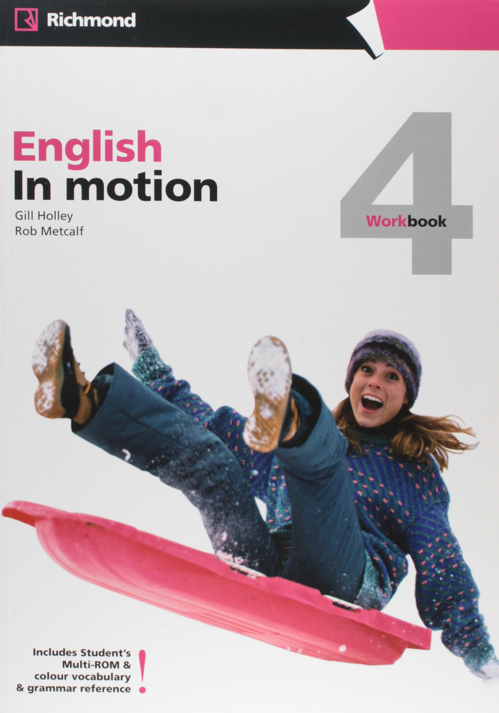 English in Motion 4 Workbook Pack Intermediate B1+ PDF
