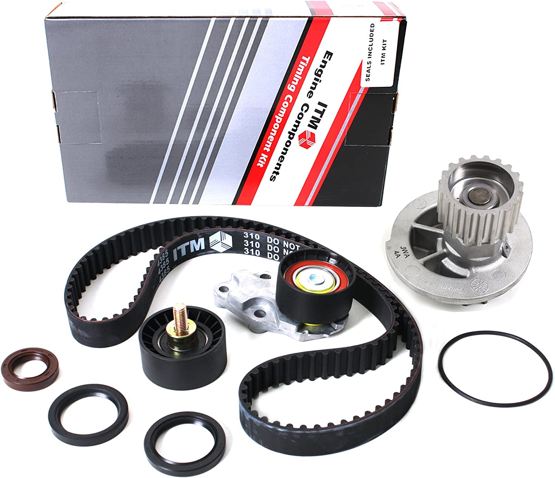 Timing Belt Kit Fit 04-08 Chevy Aveo 1.6L GMB Water Pump E-TEC II
