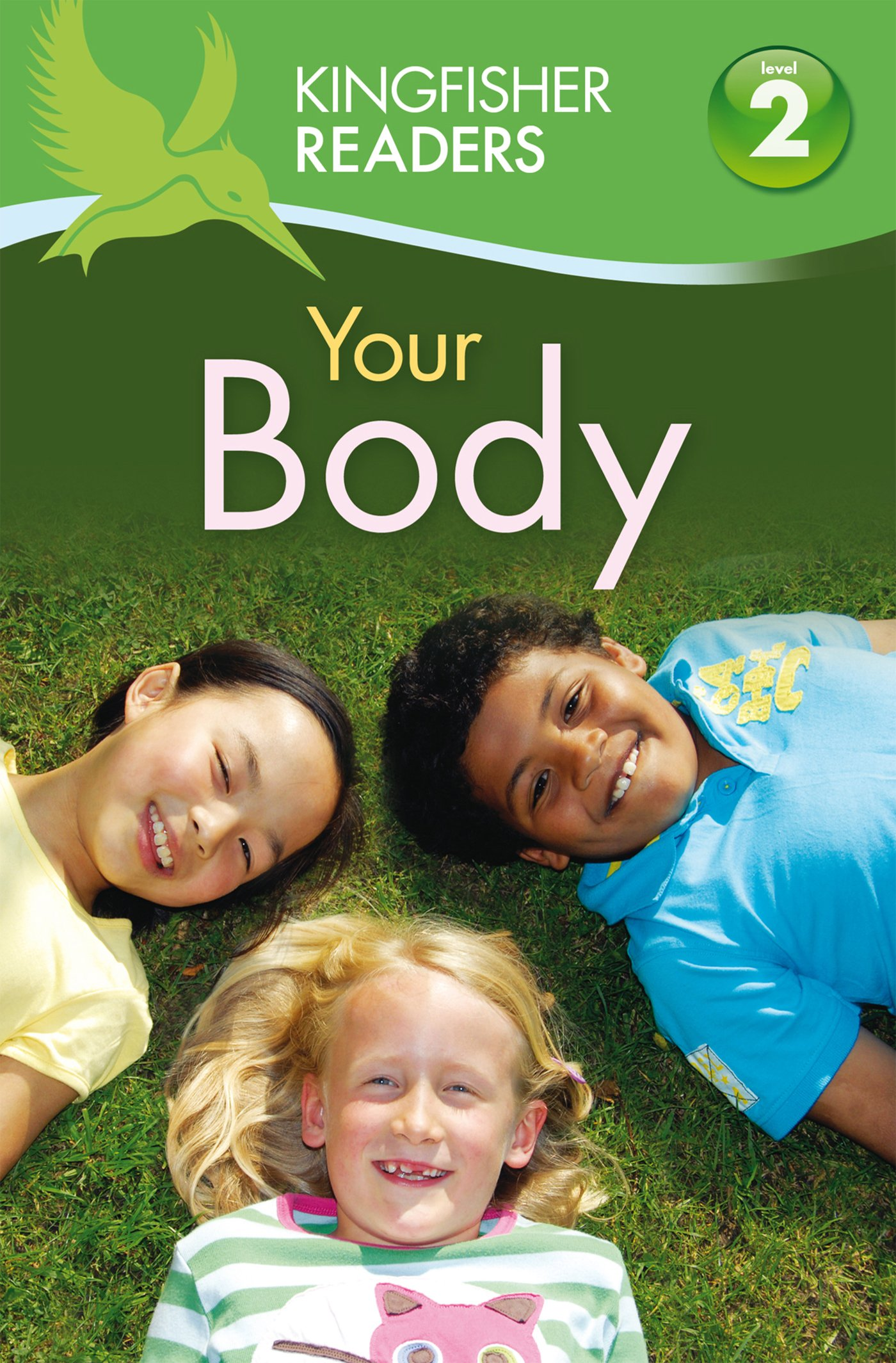 Download Kingfisher Readers L2: Your Body PDF