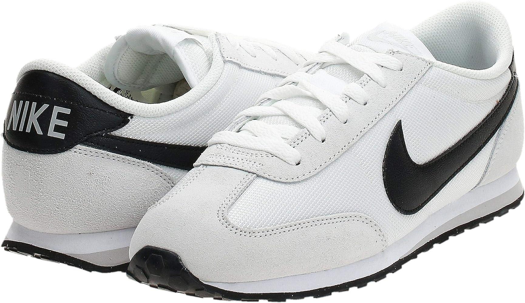 Agricultura por supuesto ladrón  Amazon.com | Nike Men's Low-Top Sneakers, Multicolour White Black Neutral  Grey 001, Women 2 | Road Running