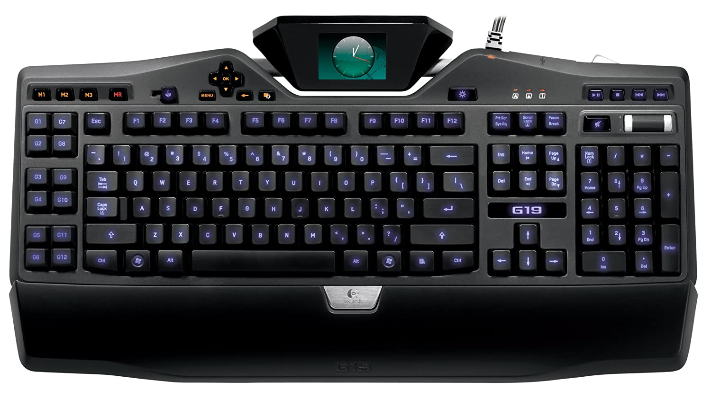 logitech gaming keyboard g19