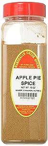 Marshall's Creek Spices X-Large Seasonings, Apple Pie Spice, 16 Ounce