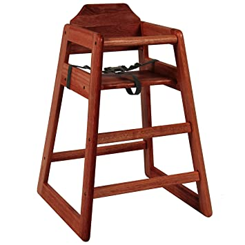 Amazon Com Best Choice Products High Grade Wood Baby High Chair