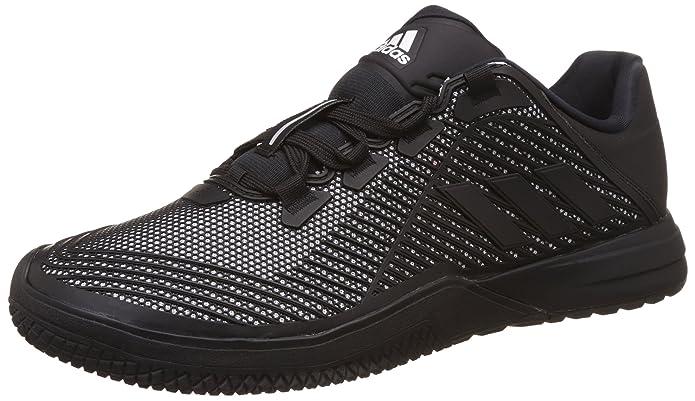 Adidas CrazyPower TR Herren Crossfit Schuhe Schwarz