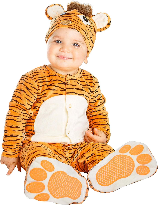 My Other Me Me-204309 Disfraz de pequeño tigre, 1-2 años (Viving ...