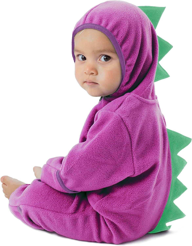 Cuddle Club Fleece Baby Bunting Bodysuit – Infant Outerwear Toddler Halloween Costume