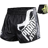 Phantom Athletics Fight Shorts Revolution - MMA Athletic Fitness Shorts - Speciaal voor kickboksen en Muay Thai boxen