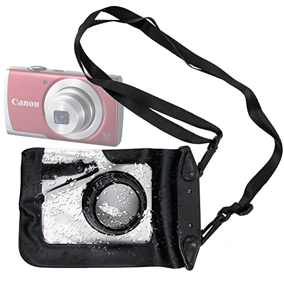 Review DURAGADGET Compact Camera Case