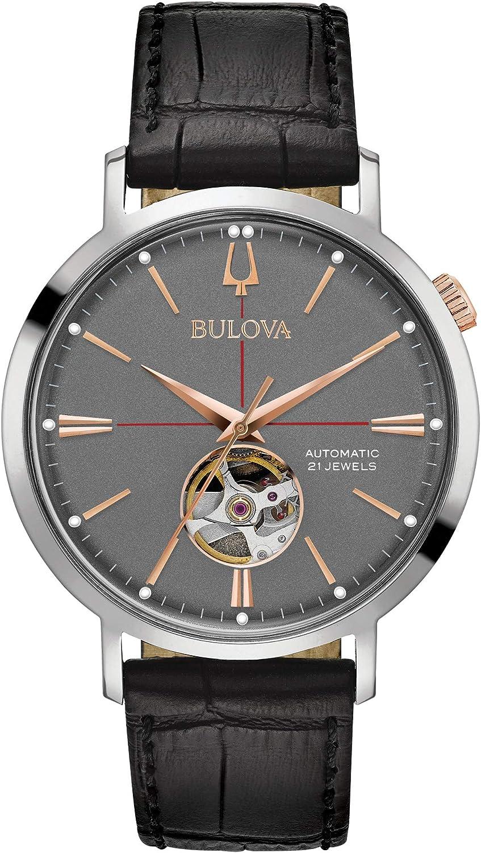 Bulova Automatic Watch (Model: 98A187)