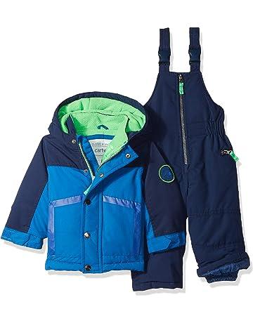 85afe6652 Carter's Baby Boys Heavyweight 2-Piece Skisuit Snowsuit