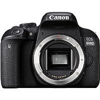Canon EOS 800D Appareil Photo Reflex Numérique Boîtier Nu - Noir