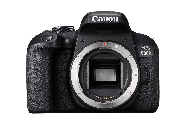 Canon EOS D Cámara réflex de  MP pantalla táctil de