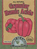 Down To Earth 17827 Granular Humic Acids Fertilizer Mix, 1 lb