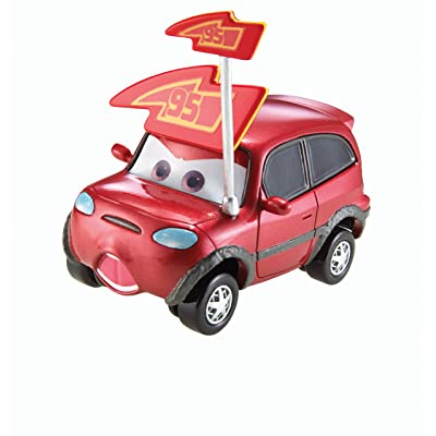 Disney Pixar Cars Timothy Twostroke Diecast Vehicle: Toys & Games