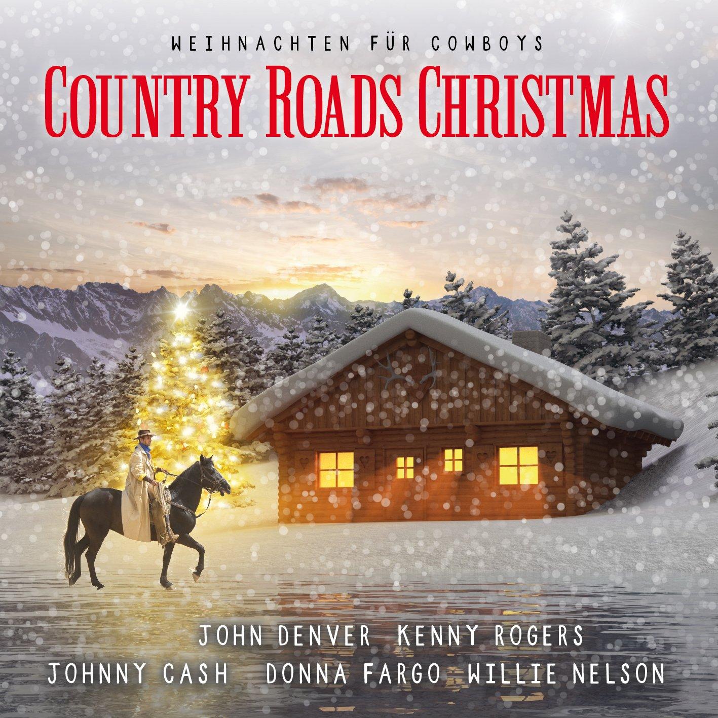 Country Roads Christmas - John Denver, Johnny Cash: Amazon.de: Musik