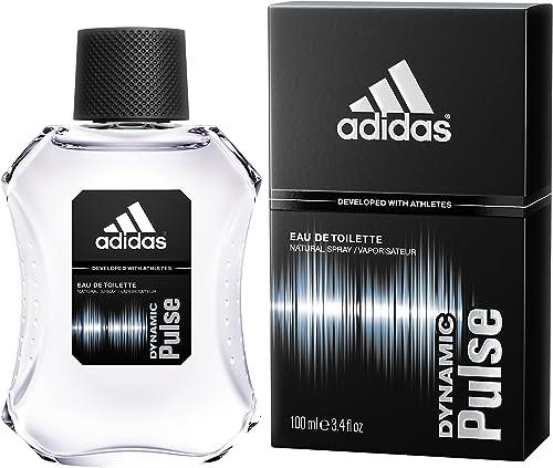 9. Adidas Dynamic Pulse Eau De Toilette For Men