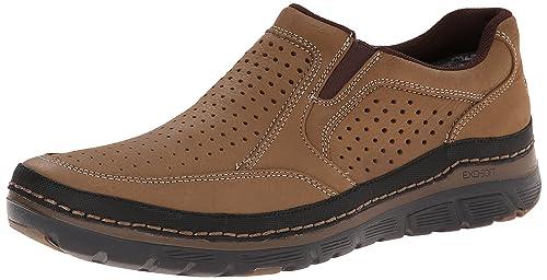 Rockport - Alpargatas para Hombre Marrón Vicuna: Amazon.es: Zapatos y complementos