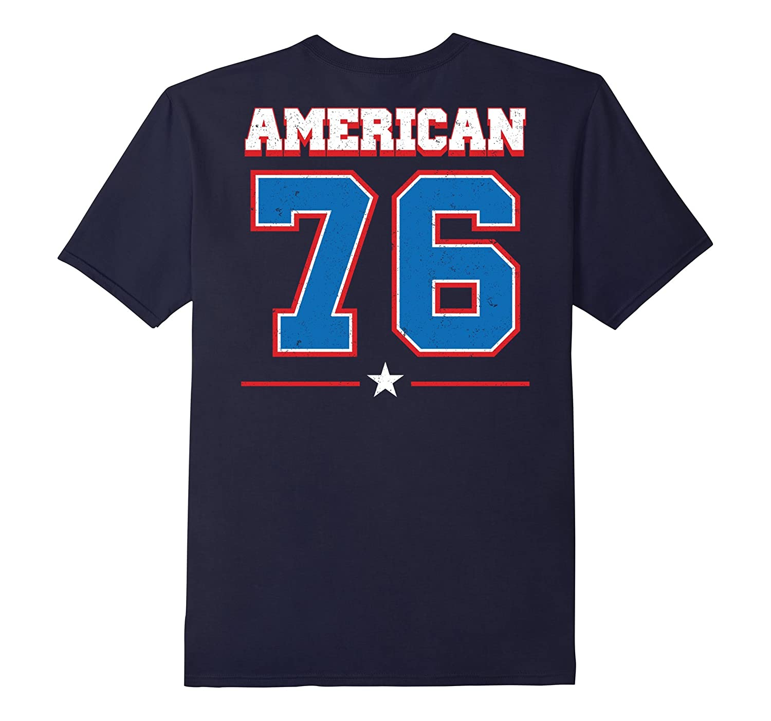 USA 1776 Proud American Shirt-Vaci