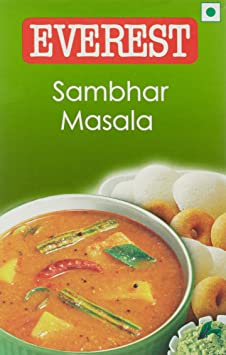 Everest Sambhar Masala, 100g Carton