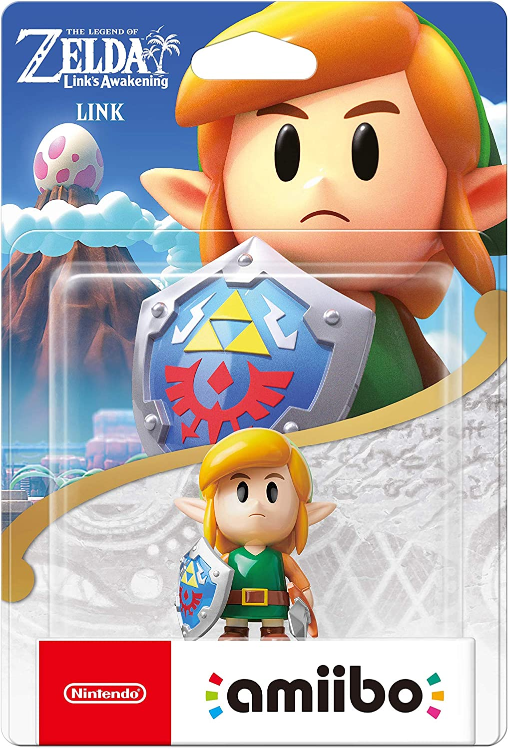 Amiibo - Link / Links Awakening [Colección Zelda]: Amazon.es ...