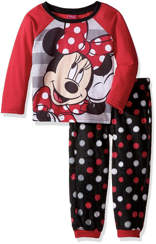Disney Minnie 2 Piece Pajama Jogger Image 1