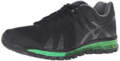ASICS Men's Gel-Quantum 180 TR Cross-Trainer Shoe, Black/Carbon/