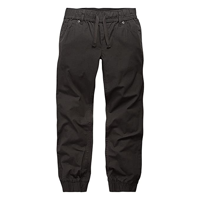 bb5aabef89 Levi's Boys' Ripstop Jogger Pants