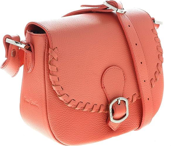 Cross Body Bag -PC10162 Shoulder Bag Genuine Italian Leather PIERRE CARDIN